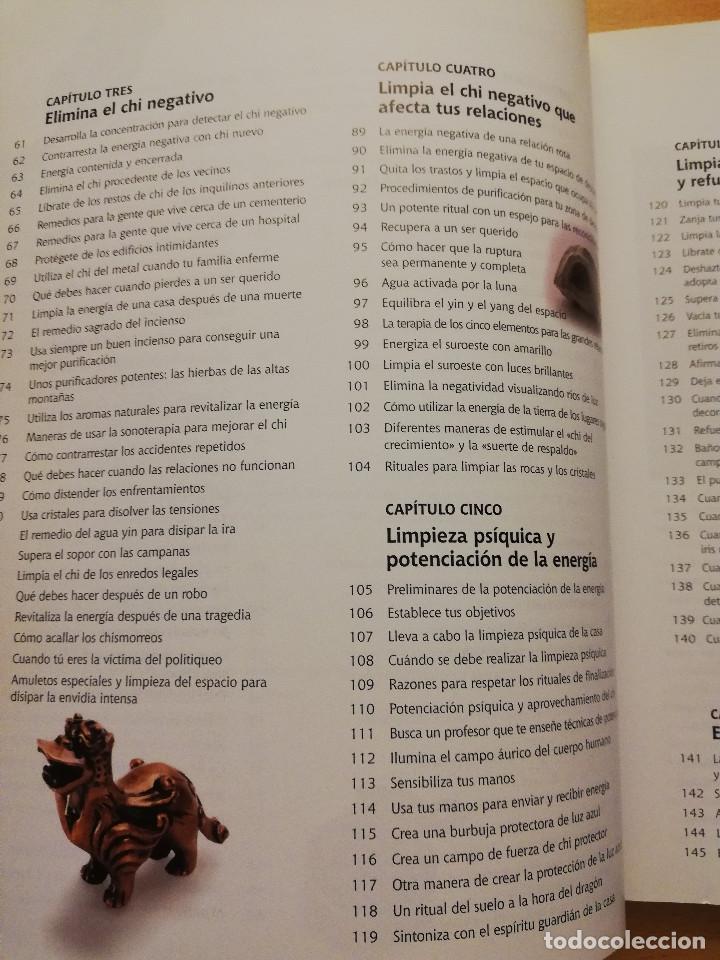 Libros: 168 TRUCOS DE FENG SHUI PARA ORDENAR TU CASA Y MEJORAR TU VIDA (LILLIAN TOO) - Foto 4 - 161928990