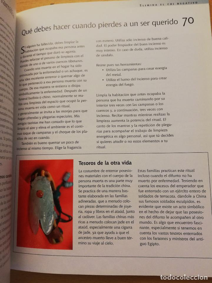 Libros: 168 TRUCOS DE FENG SHUI PARA ORDENAR TU CASA Y MEJORAR TU VIDA (LILLIAN TOO) - Foto 7 - 161928990