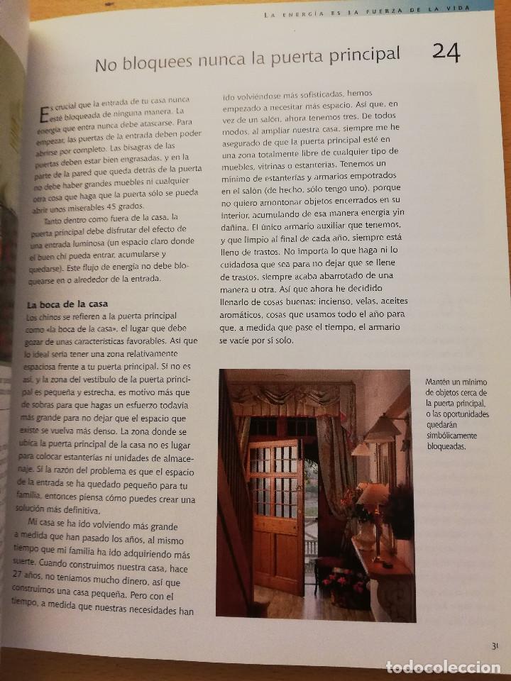 Libros: 168 TRUCOS DE FENG SHUI PARA ORDENAR TU CASA Y MEJORAR TU VIDA (LILLIAN TOO) - Foto 10 - 161928990