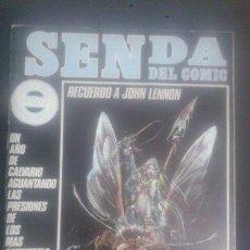 Libros: SENDA DEL CÓMIC Nº 8. EXTRA PRIMER ANIVERSARIO. Lote 162087497
