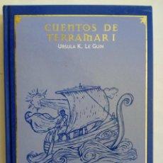 Libros: CUENTOS DE TERRAMAR I - URSULA K. LE GUIN. Lote 162198104