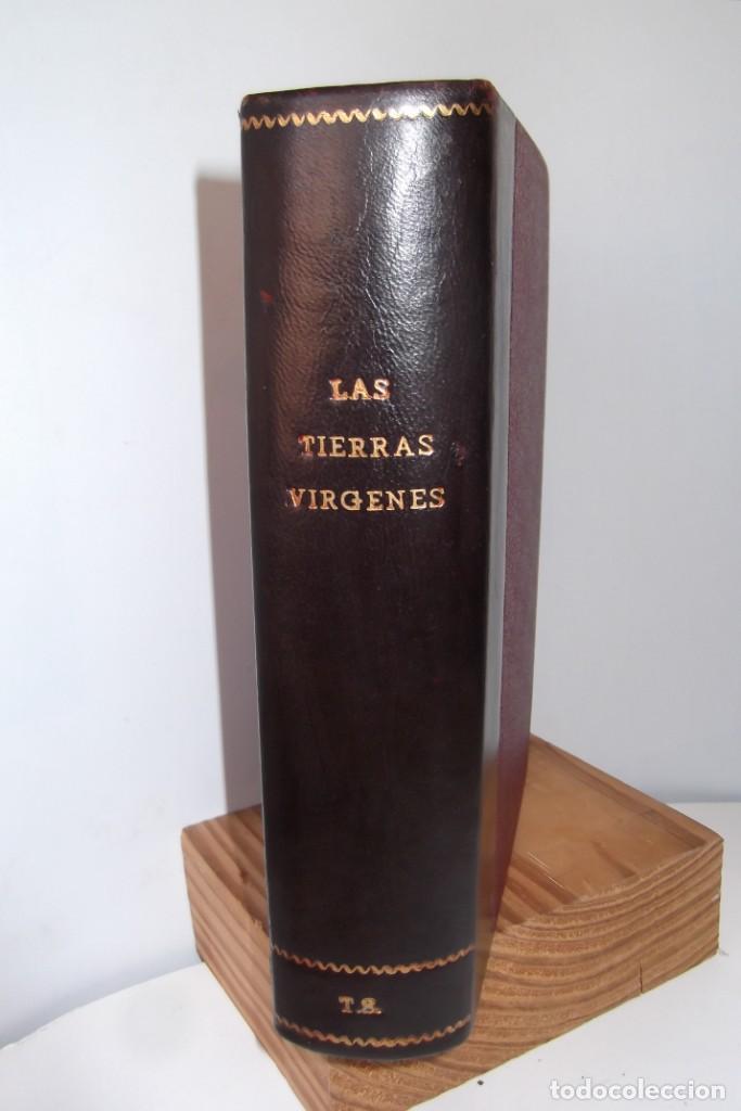 Libros: -EL LIBRO DE LAS TIERRAS VIRGENES- ( EL LIBRO DE LA SELVA ) -RUDYARD KIPLING - - Foto 3 - 162445586