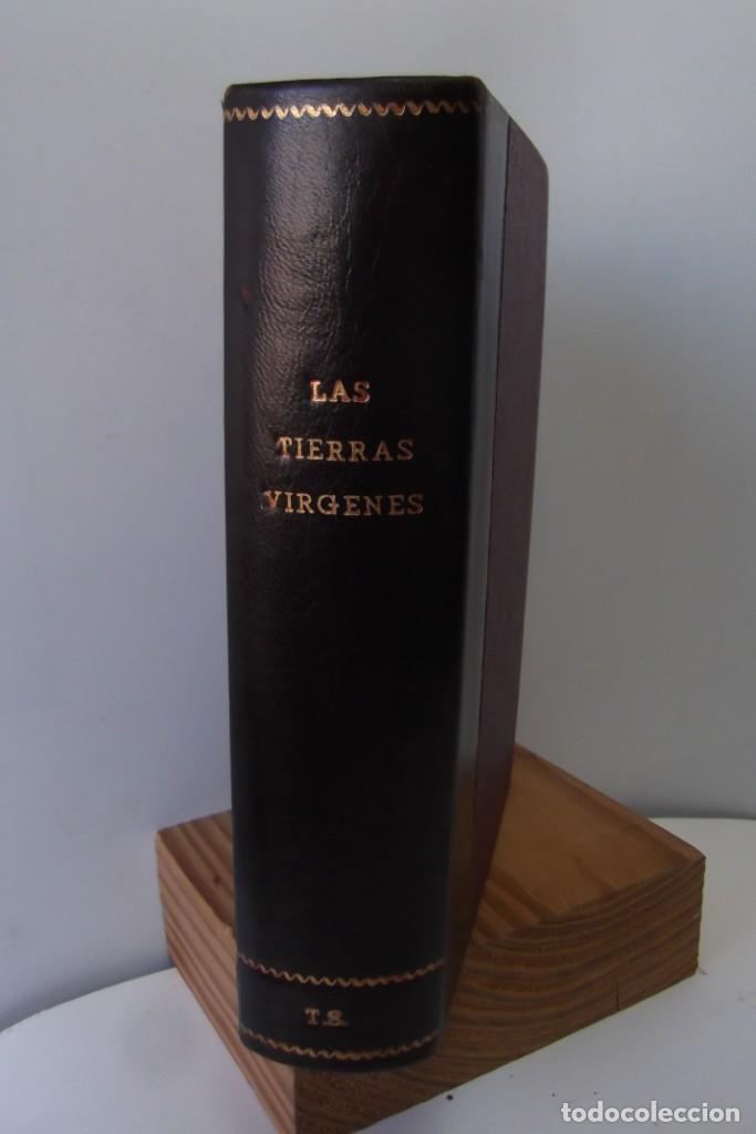 Libros: -EL LIBRO DE LAS TIERRAS VIRGENES- ( EL LIBRO DE LA SELVA ) -RUDYARD KIPLING - - Foto 9 - 162445586