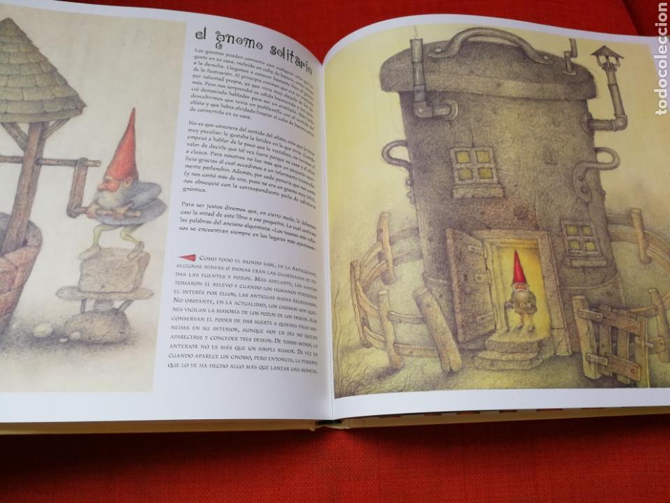 Libros: La Vida Cotidiana De Los Gnomos. Nigel Suckling,Wayne Ander - Foto 2 - 162761908