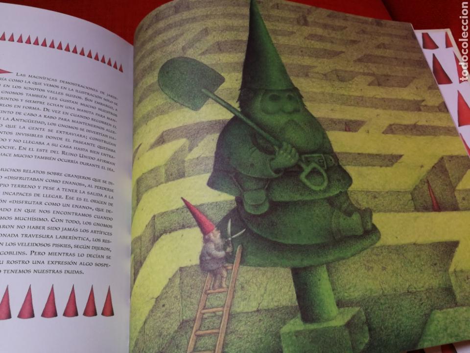 Libros: La Vida Cotidiana De Los Gnomos. Nigel Suckling,Wayne Ander - Foto 4 - 162761908