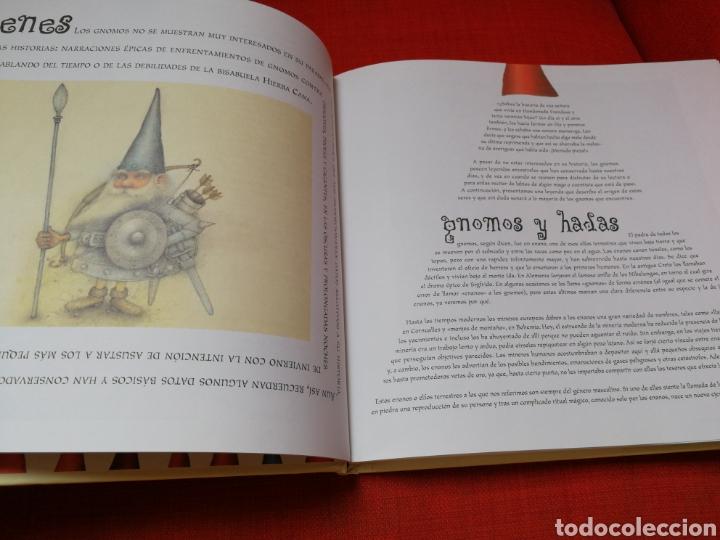 Libros: La Vida Cotidiana De Los Gnomos. Nigel Suckling,Wayne Ander - Foto 3 - 162761908