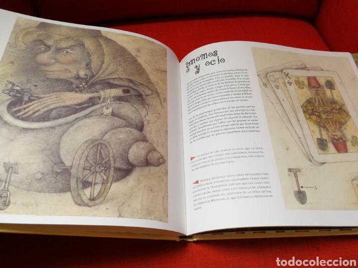 Libros: La Vida Cotidiana De Los Gnomos. Nigel Suckling,Wayne Ander - Foto 8 - 162761908