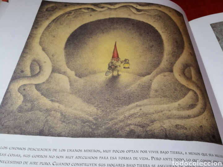 Libros: La Vida Cotidiana De Los Gnomos. Nigel Suckling,Wayne Ander - Foto 9 - 162761908