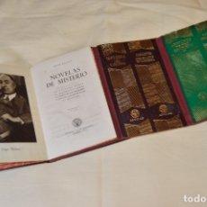 Libros: LIBRO AGUILAR S.A. - PARECE SER UN CATÁLOGO DE VENTAS DE LIBREROS O VENDEDORES AMBULANTES ¡MUY RARO!. Lote 162797208