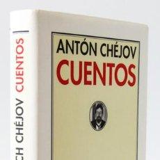 Libros: CHEJOV, ANTON: CUENTOS (PRE-TEXTOS) (CB). Lote 163081614