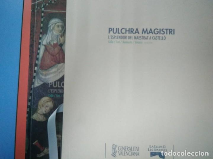 Libros: Pulchra magistri. Esplendor del maestrazgo. La llum de les imatges (La luz de las imágenes) - Foto 7 - 163334866