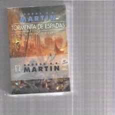 Libros: TORMENTA DE ESPADAS . Lote 163350186