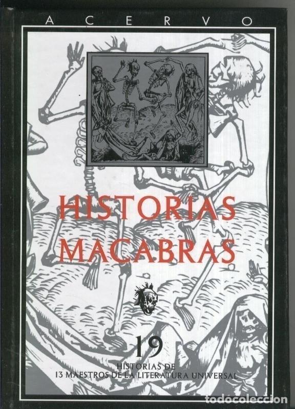 19 HISTORIAS MACABRAS (Libros sin clasificar)