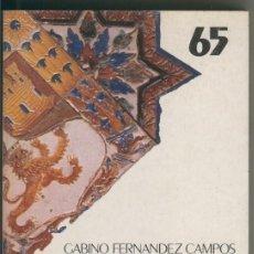 Libros: REFORMA Y CONTRARREFORMA EN ANDALUCIA (HISTORIA). Lote 127737992