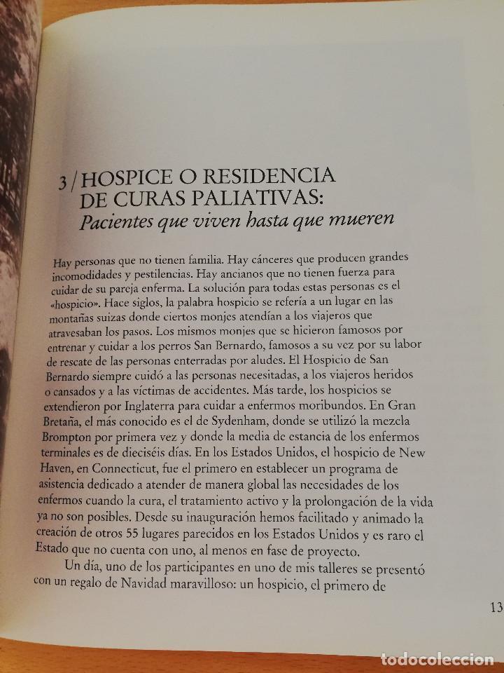 Libros: VIVIR HASTA DESPEDIRNOS (ELISABETH KÜBLER - ROSS, FOTOGRAFÍAS DE MAL WORSHAW) LUCIÉRNAGA - Foto 4 - 163454522