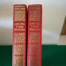 Libros: LAS MIL Y UNA NOCHES. Lote 163724825