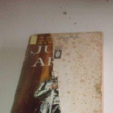 Libros: G-AUSESP LIBRO SANTA JUANA DE ARCO SACKVILLE PORTADA ROTA . Lote 163762038