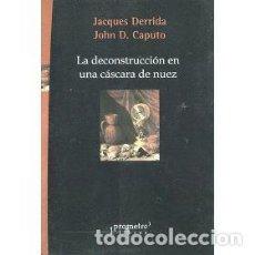 Libros - DERRIDA LA DECONSTRUCCION -ENVIO GRATIS- - RAMOND, CHARLES - 163246170