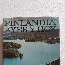 Libros - FINLANDIA . AYER Y HOY. ESPASA CALPE- TAPA DURA - 163998774