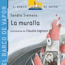 Libros - MURALLA, LA -ENVIO GRATIS- - Siemens, Sandra - 164032397