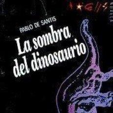 Libros - SOMBRA DEL DINOSAURIO, LA -ENVIO GRATIS- - Santis, Pablo De - 164033193