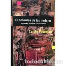 Libros: LA EDUCACION DE LAS MUJERES Y OTROS ENSAYOS -ENVIO GRATIS- - PIERRE AMBROISE CHODERLOS DE LACLOS. Lote 164378040