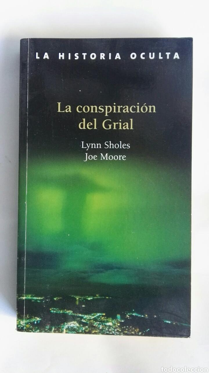LA CONSPIRACIÓN DEL GRIAL (Libros sin clasificar)