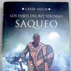 Libros: SAQUEO. Lote 165148641