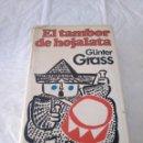 Libros: LIBRO EL TAMBOR DE HOJALATA , GUNTER GRASS. Lote 165191409