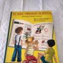 Libros: LIBRO EL MEU PRIMER SOPENA , DICCIONARI INFANTIL IL-LUSTRAT. Lote 165193121