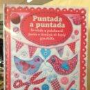 Libros: PUNTADA A PUNTADA. JANE BULL. BLUME. PRECINTADO. NUEVO. Lote 165200910