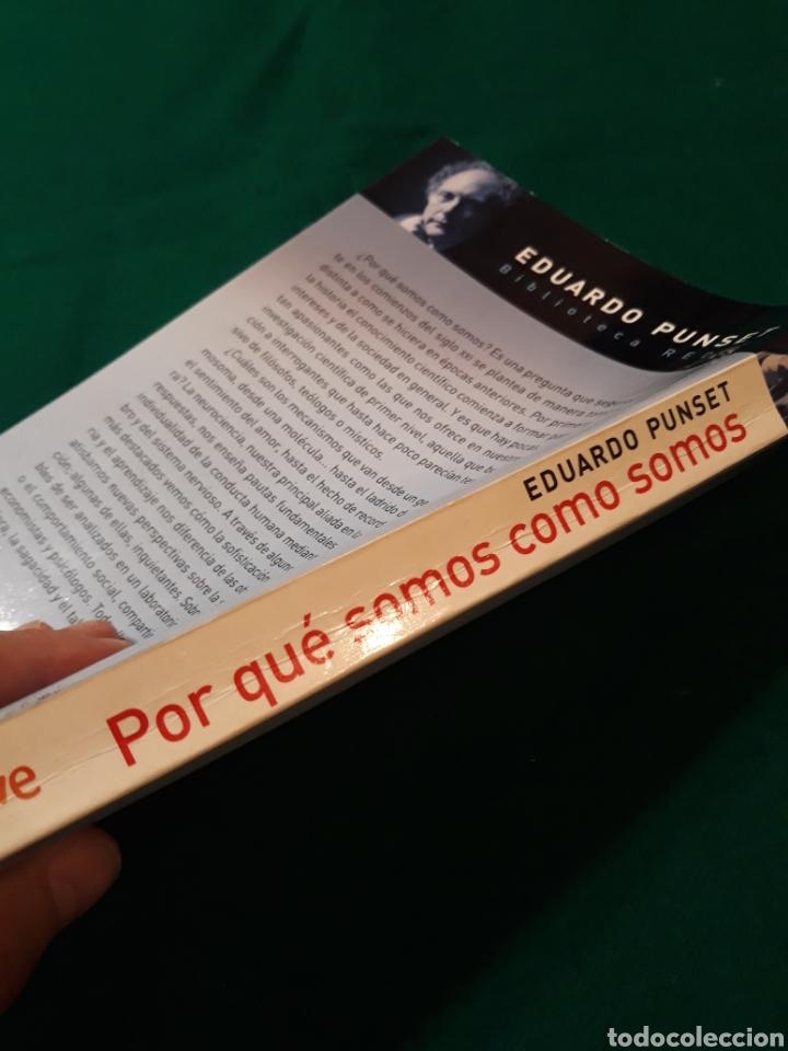 Libros: PUNSET .Porque somos como somos AGUILAR - Foto 3 - 165274130