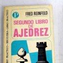 Libros: SEGUNDO LIBRO DE AJEDREZ. Lote 165425393