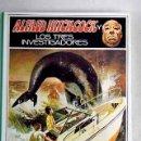 Libros: LOS TRES INVESTIGADORES EN EL MISTERIO DE LA BALLENA SECUESTRADA. Lote 165425416