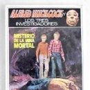 Libros: ALFRED HITCHCOCK Y LOS TRES INVESTIGADORES EN MISTERIO DE LA MINA MORTAL. Lote 165425421
