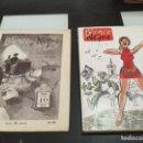 Libros: BLANCO Y NEGRO ABC NÚMERO 1 AÑO 1891 Y 100 AÑOS . Lote 165771786
