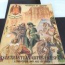 Libros: PRESIDENCIA DEL GOBIERNO - LAS LETRAS Y LAS ARTES EN ESPAÑA . Lote 165773158
