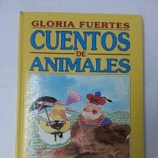 Libros: CUENTOS DE ANIMALES - GLORIA FUERTES. Lote 164480220