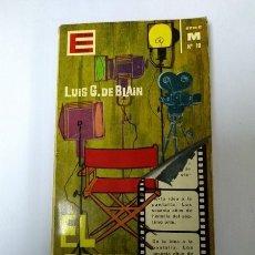 Libros: EL CINE - LUIS G. DE BLAIN. Lote 164519676