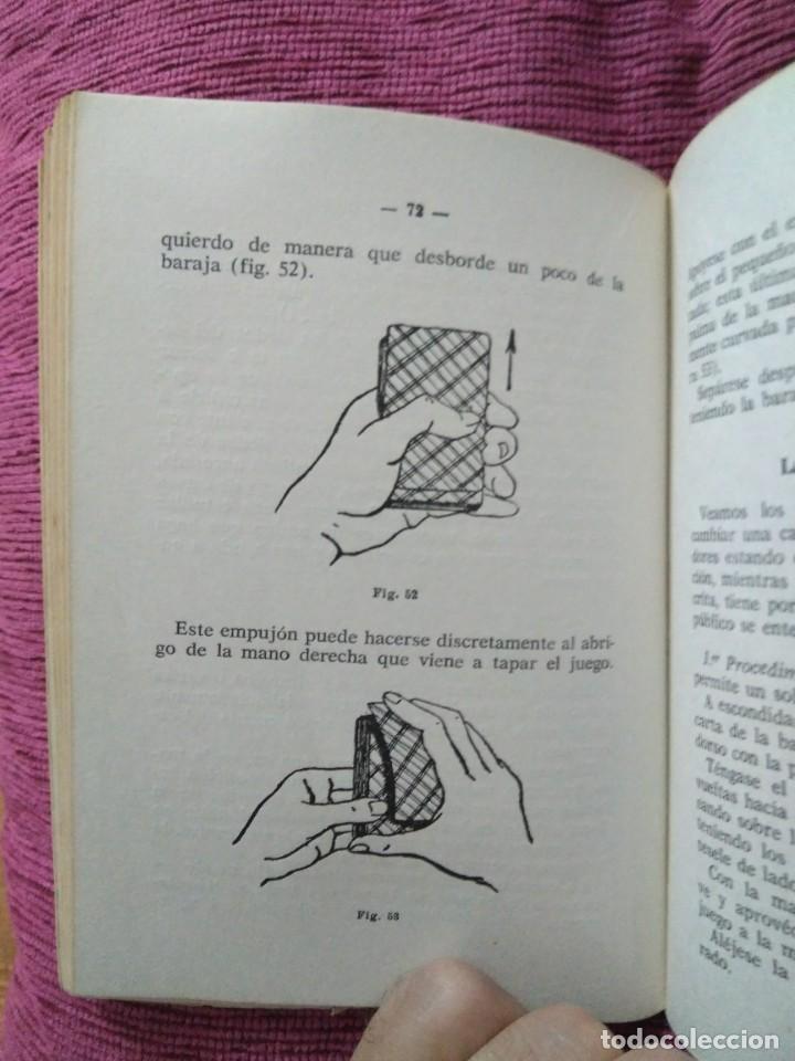 Libros: La magia de las cartas. Juegos, prestidigitación e ilusionismo. Por Who? - Foto 8 - 166842894