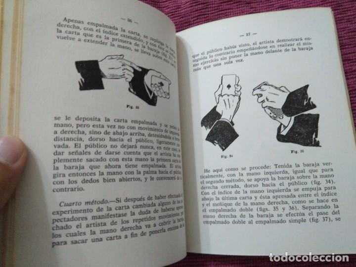 Libros: La magia de las cartas. Juegos, prestidigitación e ilusionismo. Por Who? - Foto 14 - 166842894