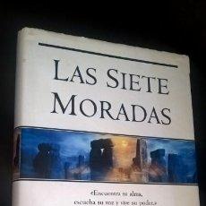 Libros: LAS SIETE MORADAS (VERGARA MILLENIUM) CAROLINE MYSS ( SANTA TERESA). Lote 166933180