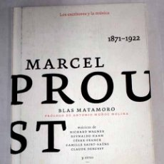 Libros: MARCEL PROUST. Lote 167090462