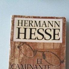 Libros: EL CAMINANTE. HERMANN HESSE. 1987. Lote 167135952