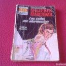 Libros: LIBRO NOVELA COLECCIÓN MUJERES MARCADAS BOLSILIBROS BRUGUERA FEMENINA LOS CELOS ME ATORMENTAN 227 . Lote 167530468