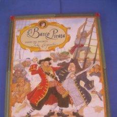 Libri di seconda mano: EL BARCO PIRATA DIARIO DEL GRUMETE JAKE CARPENTER. PARRAMÓN 2001. Lote 167634864