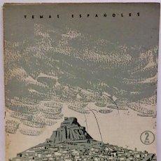 Libros: TEMAS ESPAÑOLES, 348. EL MAESTRAZGO. Lote 167651988
