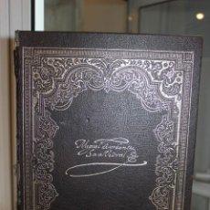 Libros: EL INGENIOSO HIDALGO DON QUIJOTE DE LA MANCHA, MIGUEL DE CERVANTES.EJEMPLAR 2161.GRABADOS DORÉ. Lote 168008392