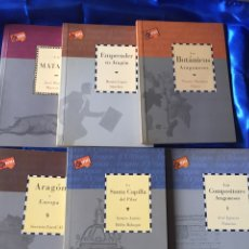 Libros: MINI LIBROS ARAGON. Lote 168353414