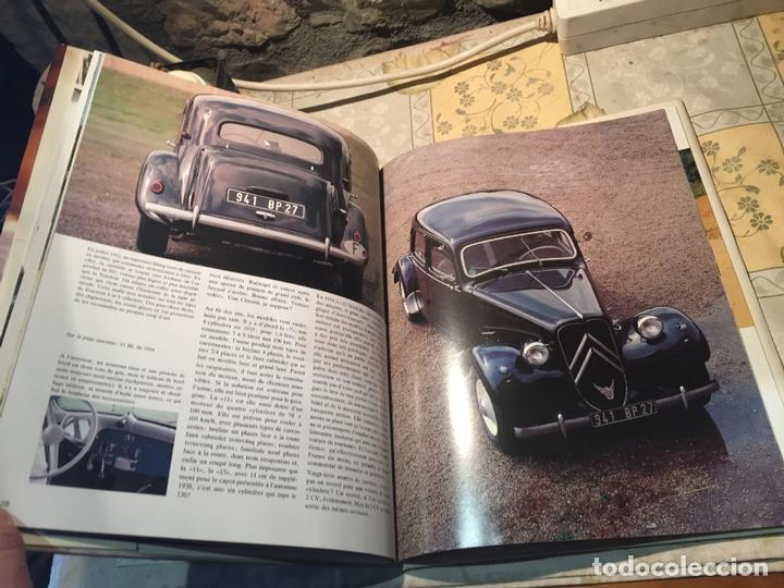 Libros: Antiguo libro les prestigieuses marcas Citroen por Fabien Sabatés libro de automoviles - Foto 4 - 168523380